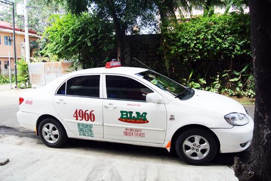 Taxi (白色計程車)